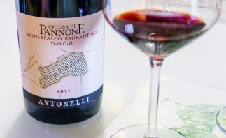 Dry Sagrantino is today's flagship wine for the Montefalco area.