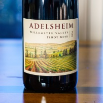 I like the Adelsheim Willamette Valley Pinot Noir as a classic example. Lighter body, bright pure red fruit, lively acidity.