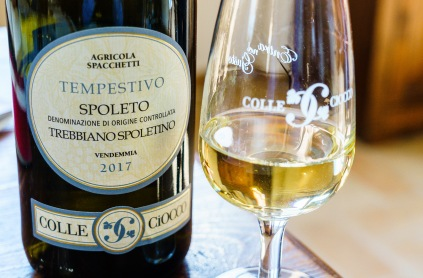 """Normal"" white winemaking"