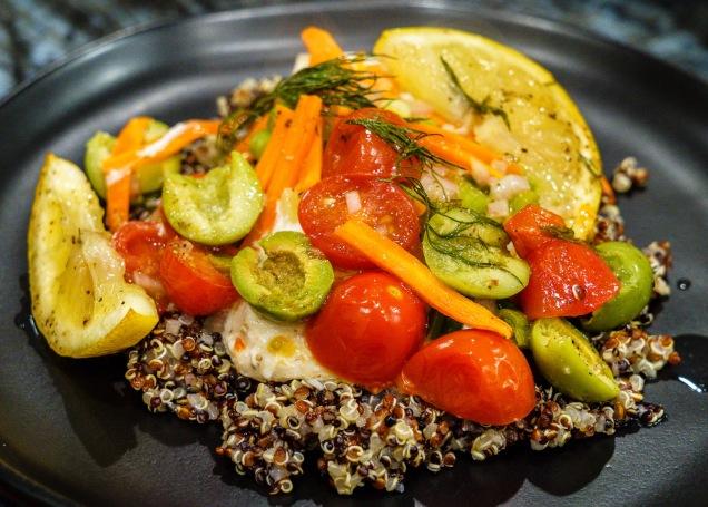 Elegant, delicious and healthy!