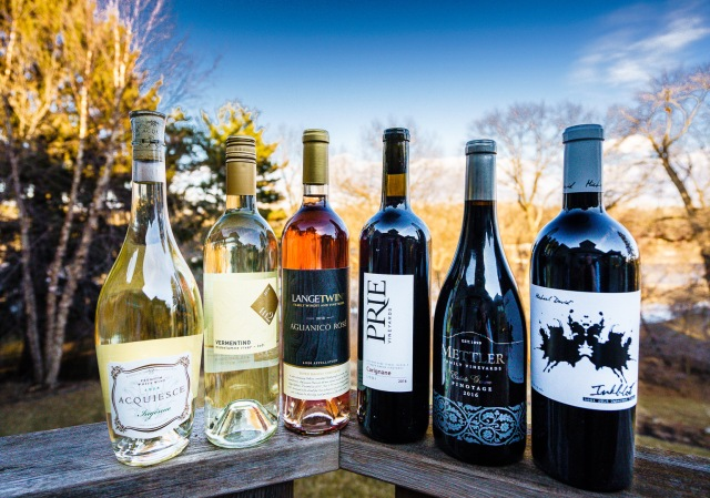 Lodi wines showcasing the variety of grapes grown in the region