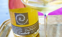 Casa Belfi - Demeter certified, native yeasts, referemented in bottle. Some bottlings are DOCG Col Fondo Prosecco.