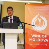 Dr. Georghe Arpentin welcomed us to Moldova