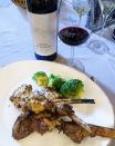 As well as elegant pairings at winery restaurants