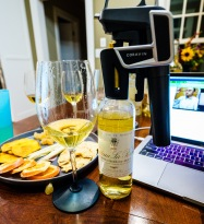 11 wines and 1 person is a great time to put the Coravin to use!