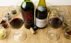 Red Blends from California and France
