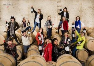 Strong women from Bordeaux