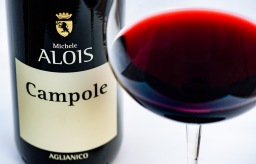 Campole is made from Aglianico