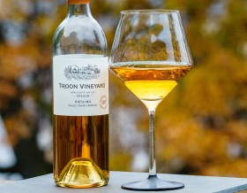Troon Vineyard has recently added several skin-fermented wines to their lineup