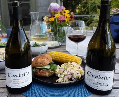 Dinner is made better with delicious wines