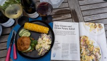 Two recipes from one issue! Potato salad here