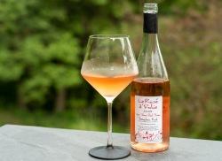 Le Rosé d'Folie by J.P. Brun