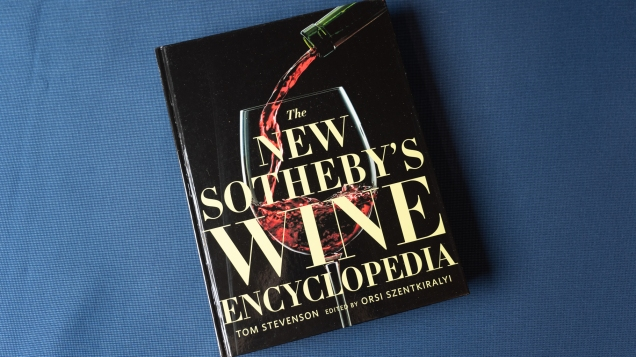 A worthy reference to add to your wine book collection